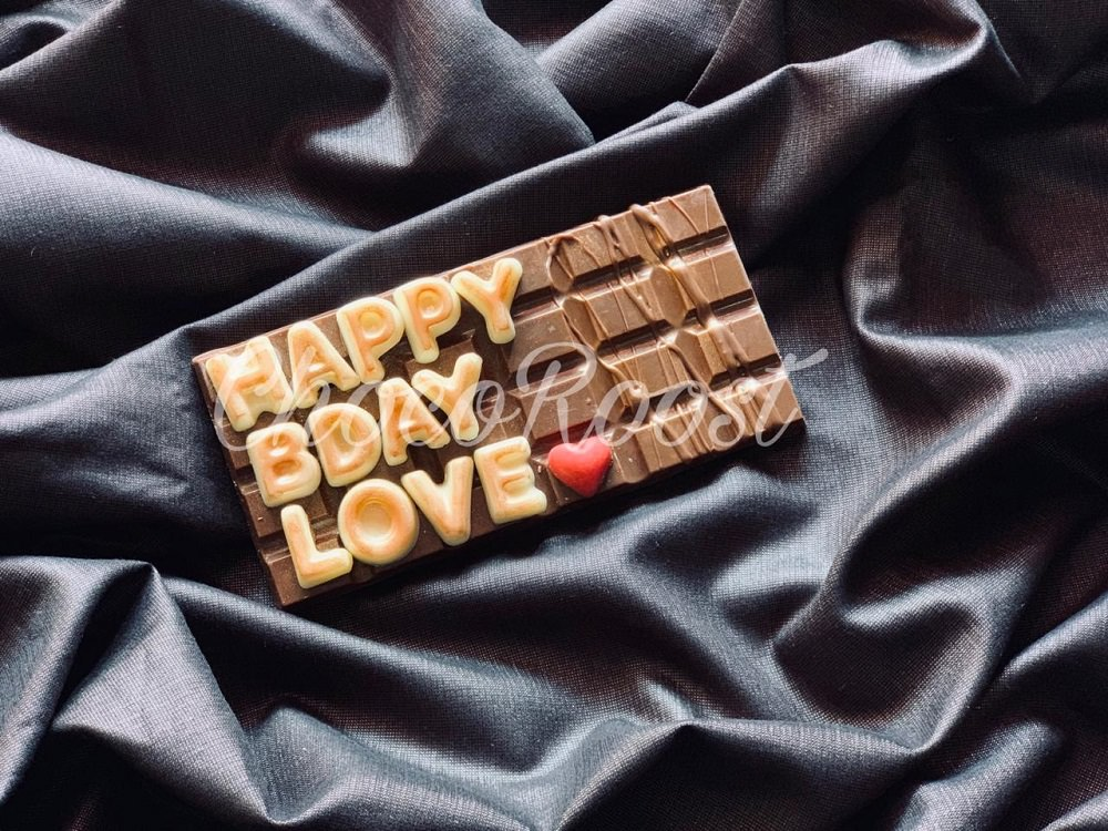 customized chocolate 4
