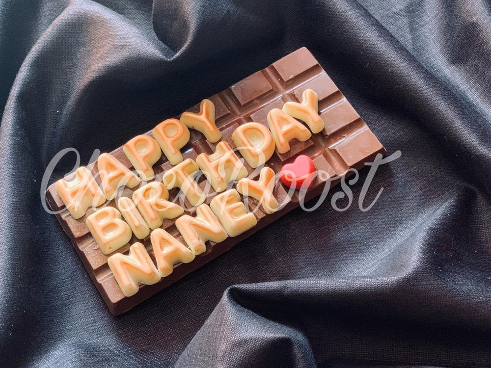 personalized chocolate 4