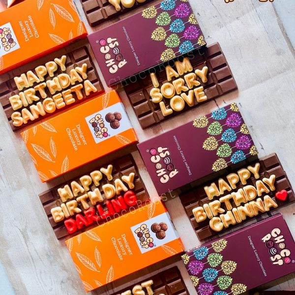 personalized chocolate 6