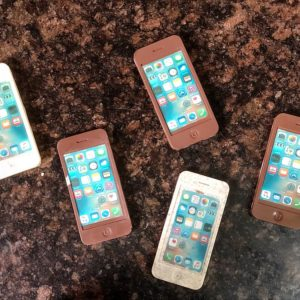 Edible iPhone Chocolate